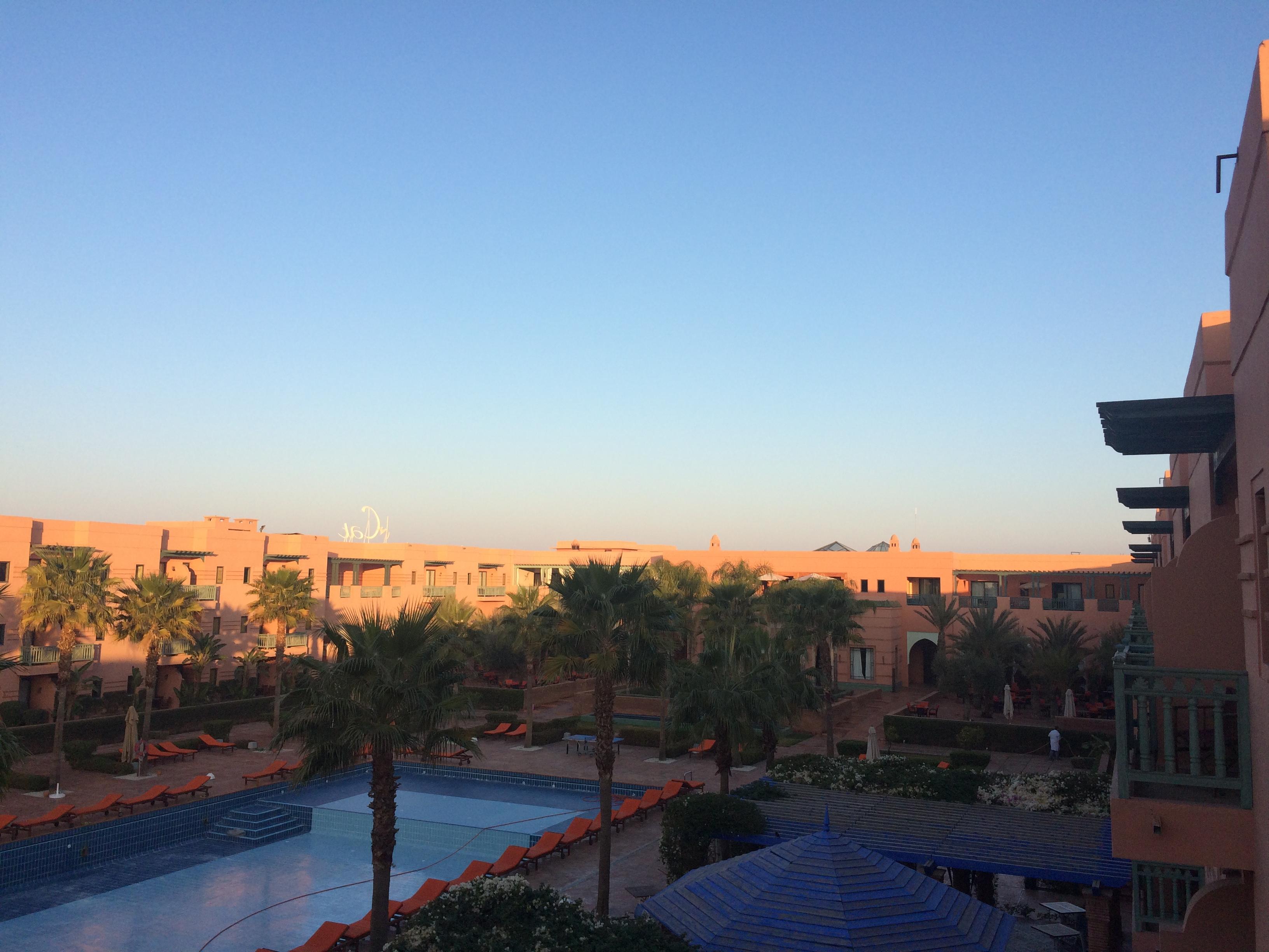 Hotel les jardins de l 39 agdal marrakech camel travel - Les jardins de l agdal marrakech ...
