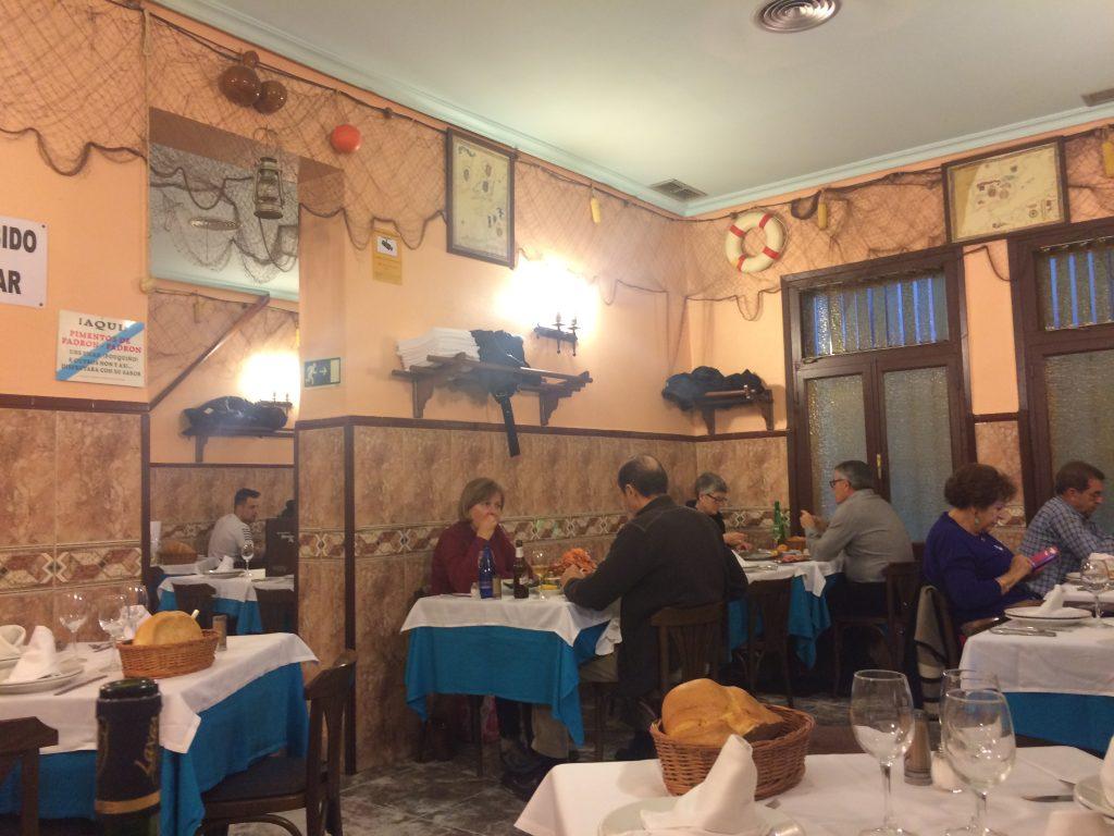 Restaurante Marisquería Ribeira do Miño