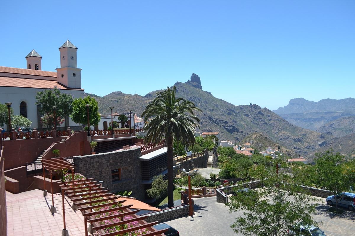 Hotel Tejeda Gran Canaria
