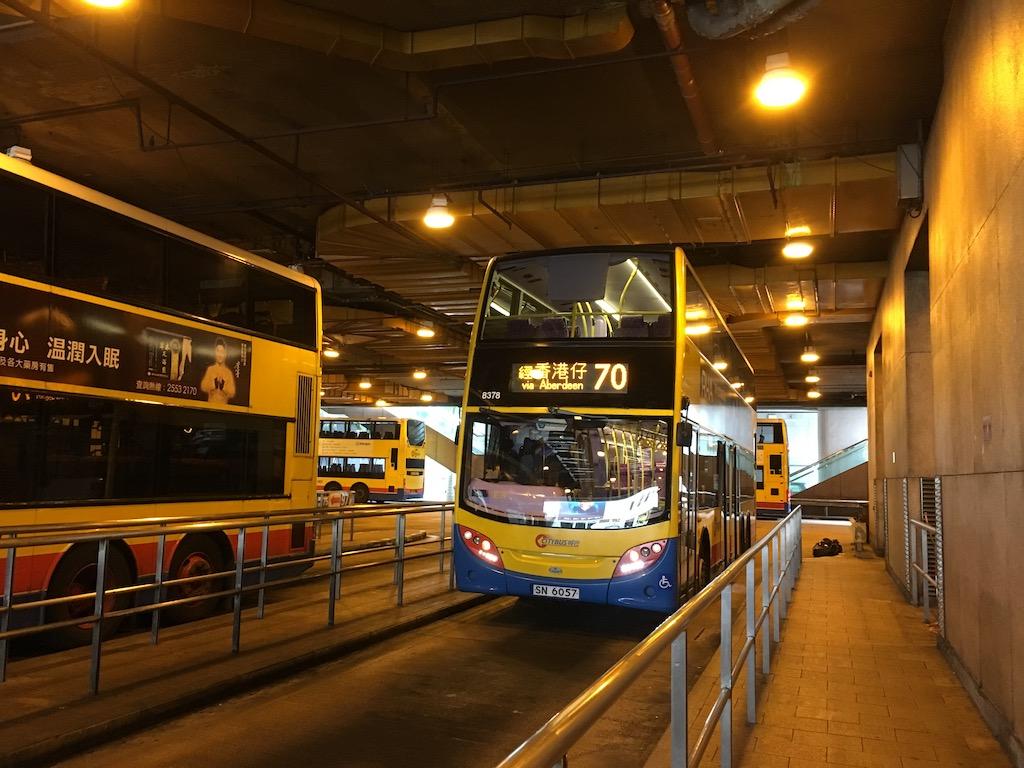 City Bus Hong Kong