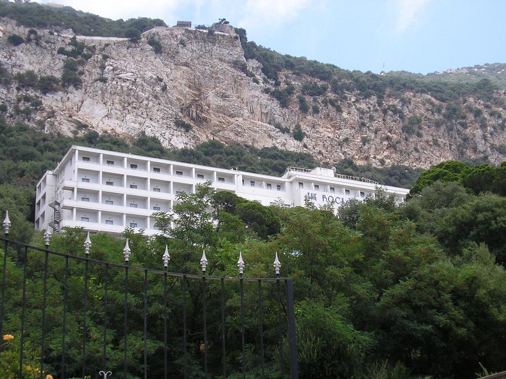 The rock hotel gibraltar camel travel - Camel dive hotel ...