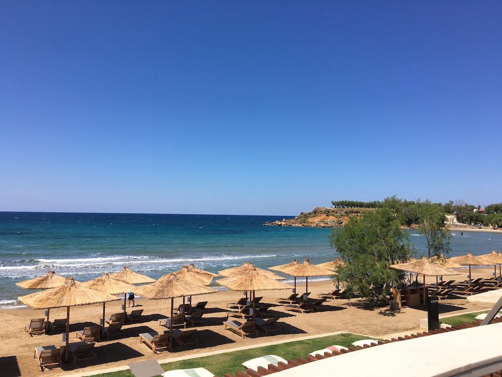 Beachfront at Domes Noruz