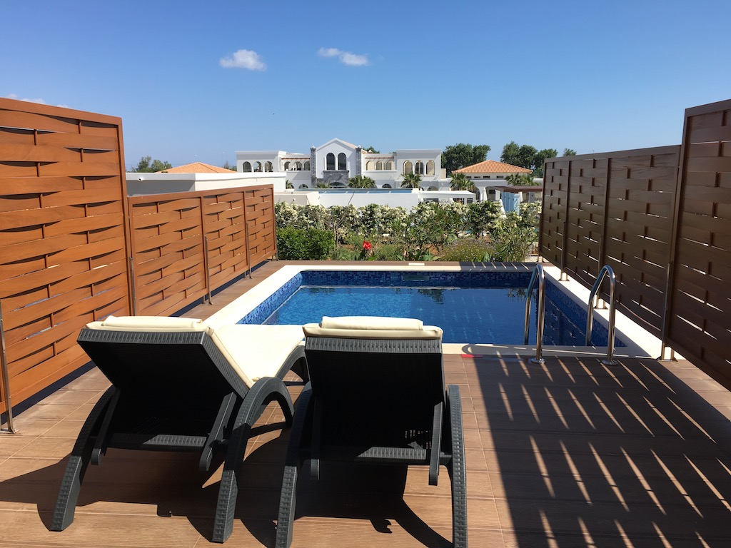 Anemos Deluxe Double Private Pool