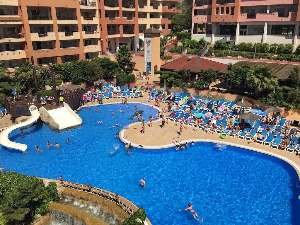 Pirate Pool H10 Mediterranean Village