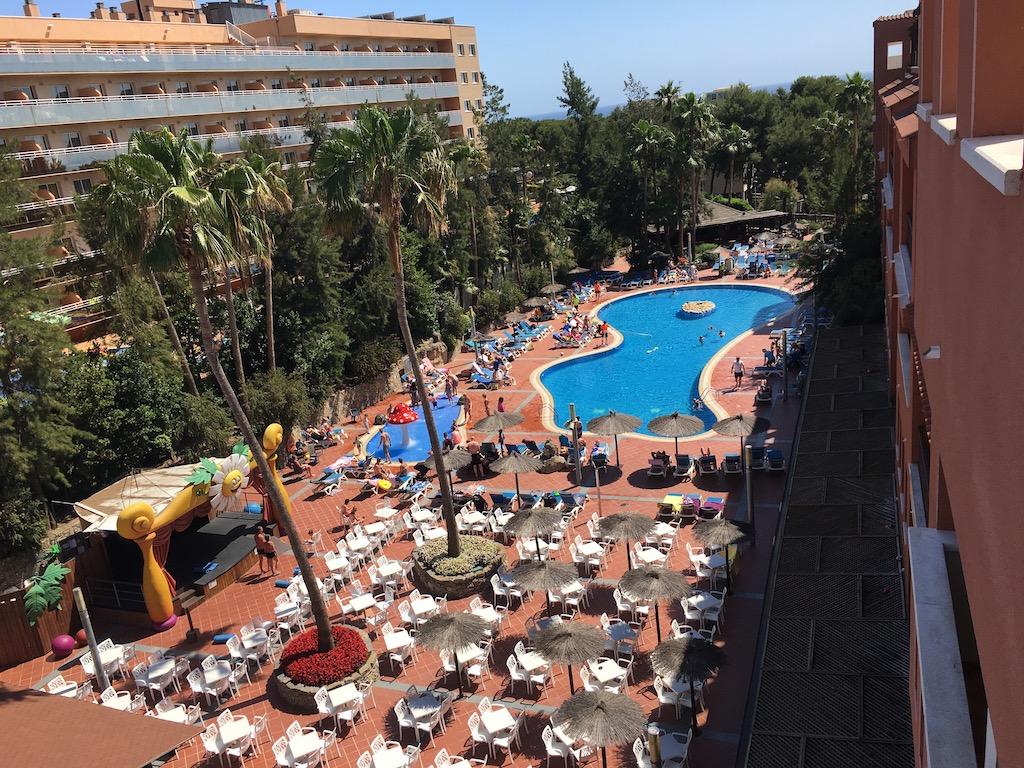 Second Pool H10 Mediterranean Village