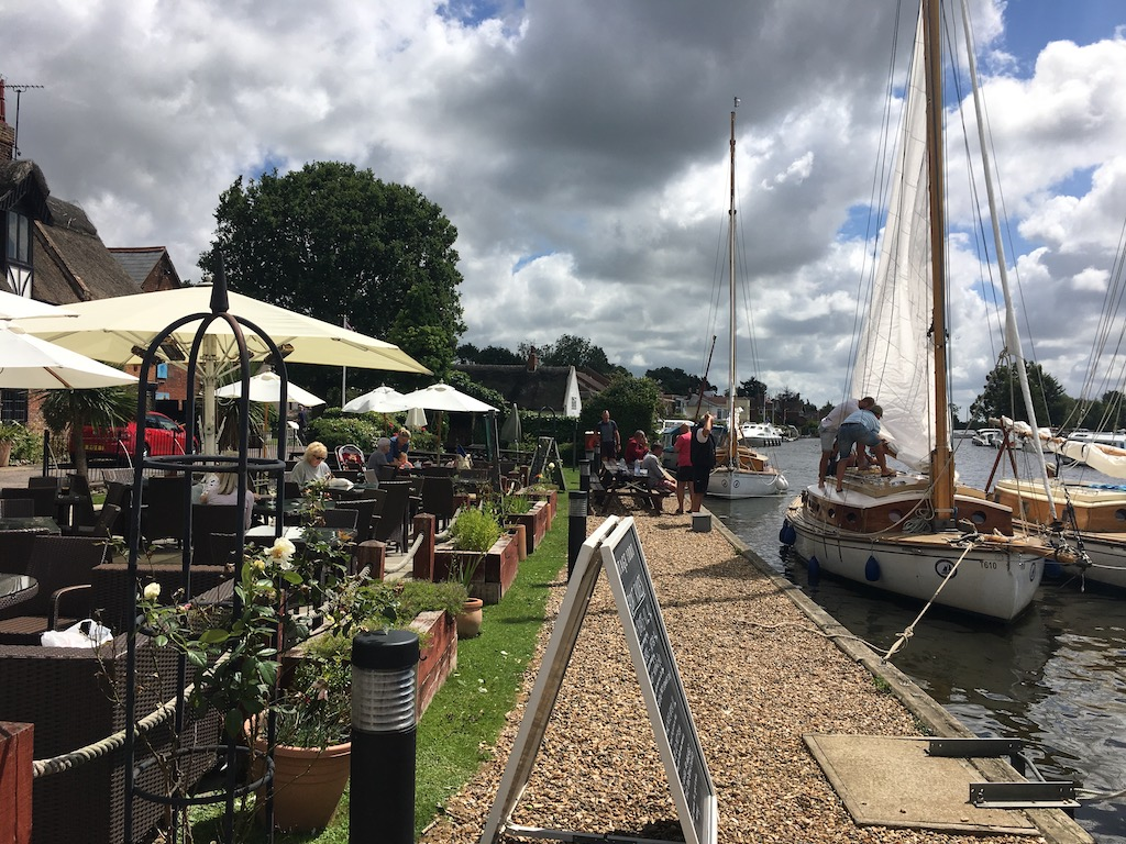 Horning Waterfront