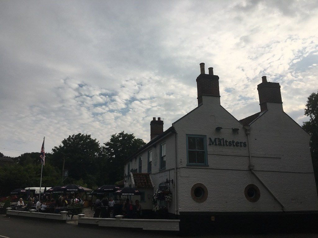 Ranworth Broad Maltsters