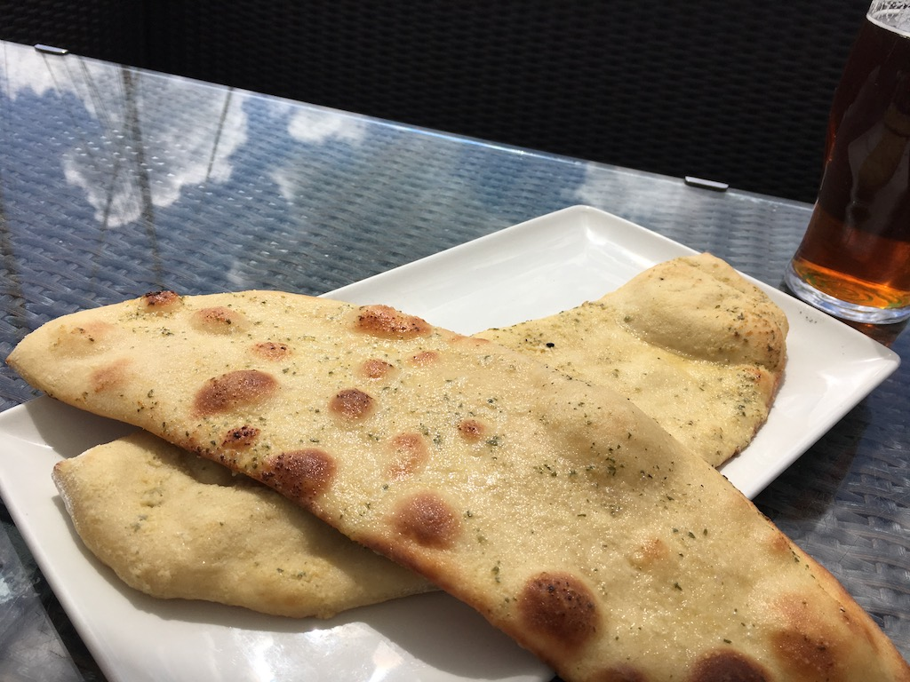 Swan Inn Flat Bread