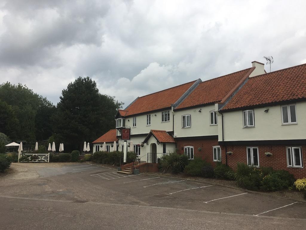 Wayford Bridge Inn