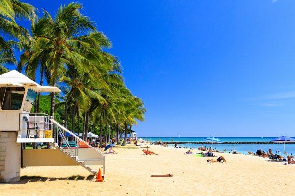 honolulu-hawaii-beach