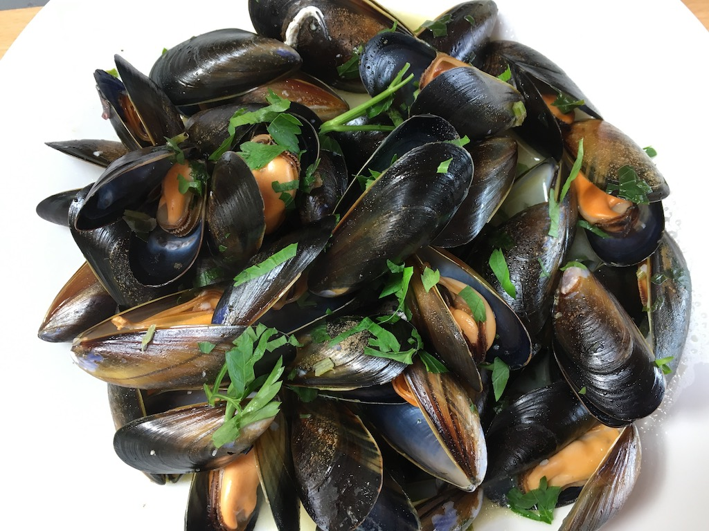 Borges Scottish Mussels