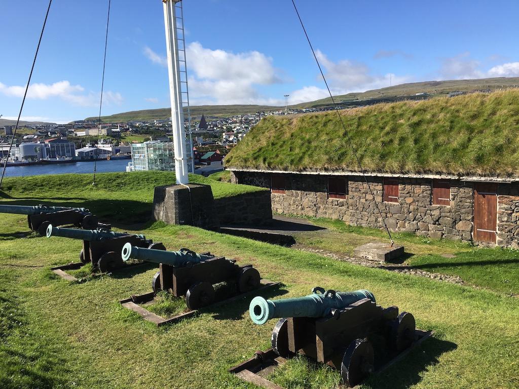Havnar Skansi Tórshavn Fort