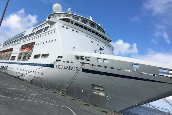 MV Columbus cruise