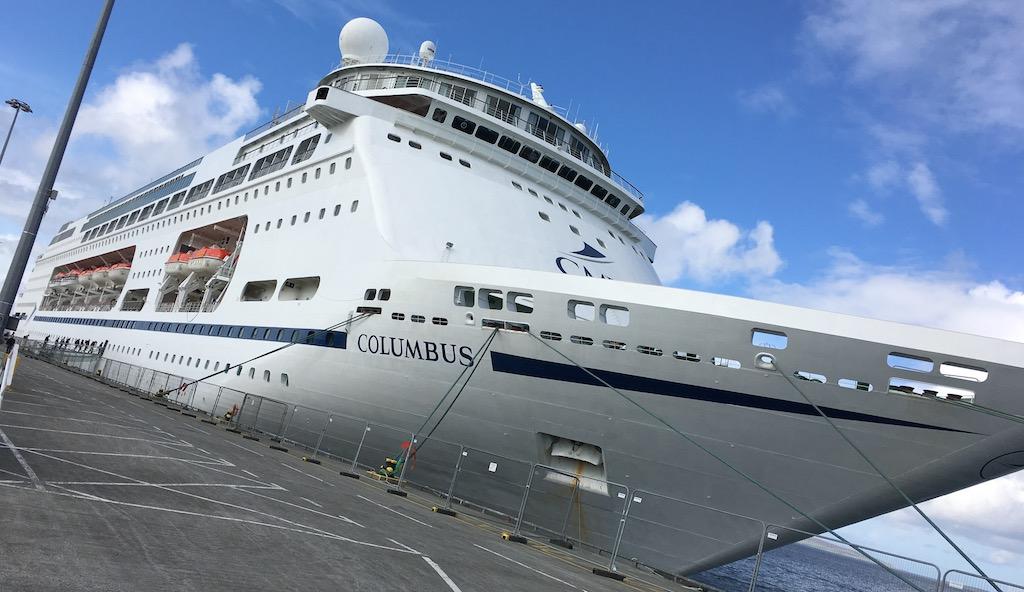 MV Columbus cruise