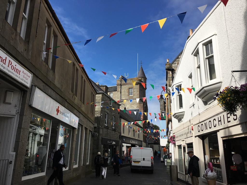 Shopping Lerwick