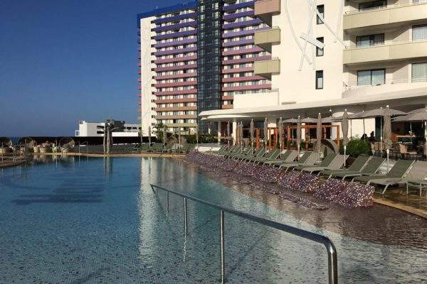 Hard Rock Hotel Tenerife Pool
