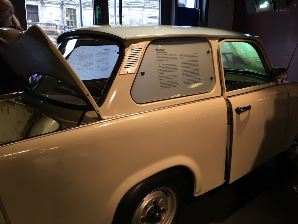 Trabant DDR Museum