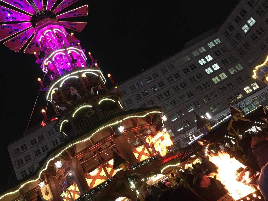 Weichnachtsmarkt Alexanderplatz