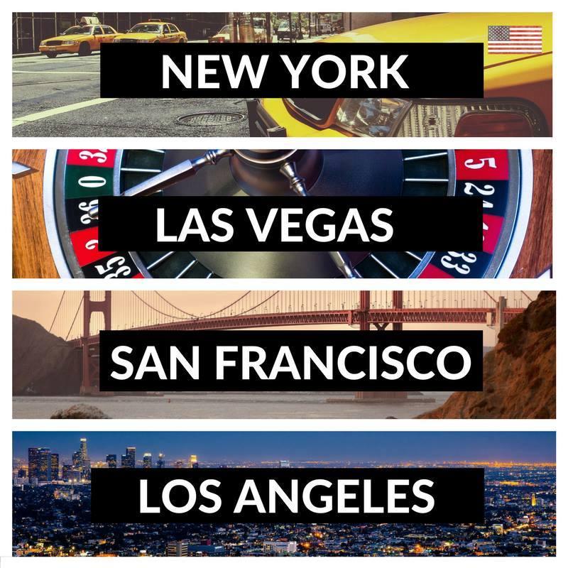 USA city break