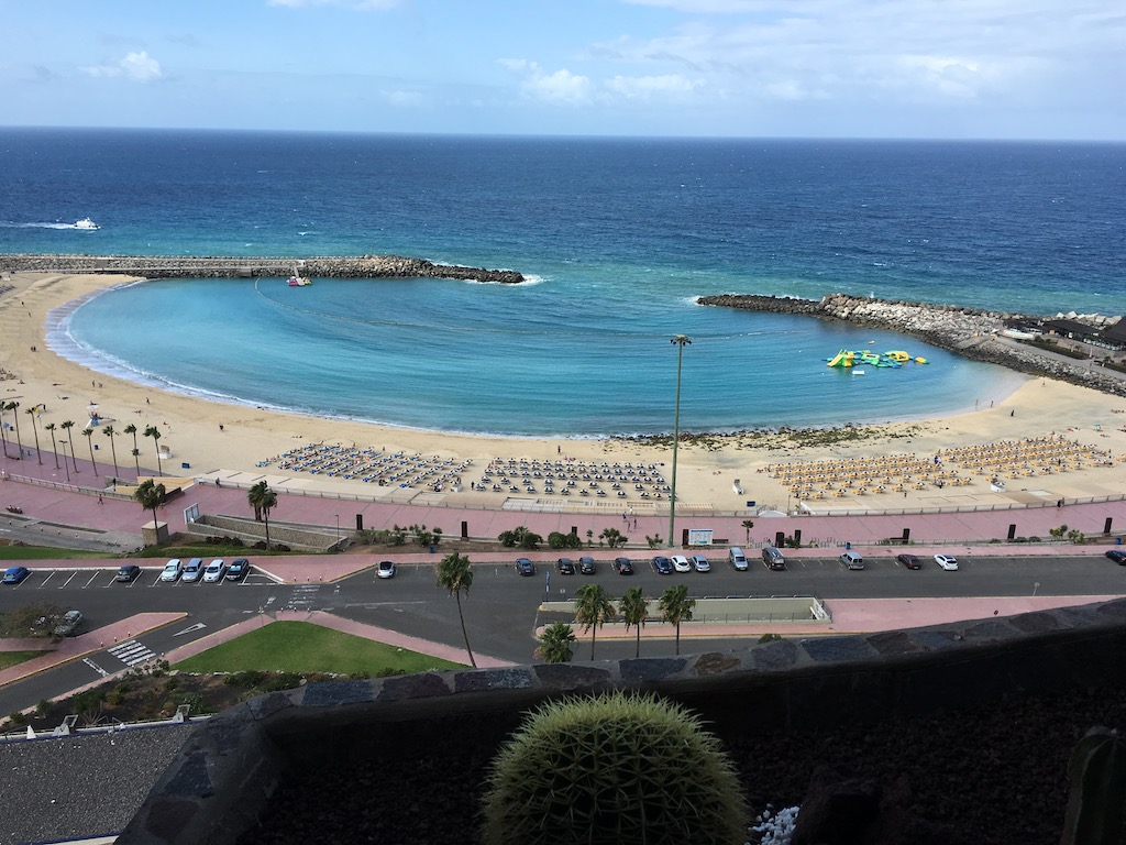 Which canary island