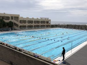 Lanzarote Mar 50m Training Pool
