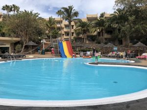 Lanzarote Mar Childrens Pool