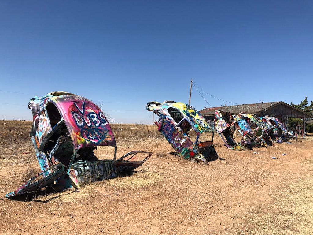 Bug Ranch Route 66
