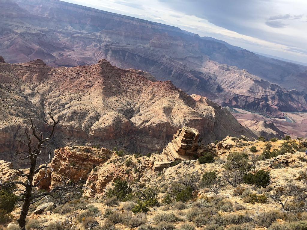 Grand Canyon Desert Tower