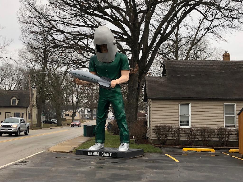 Route 66 Gemini Giant