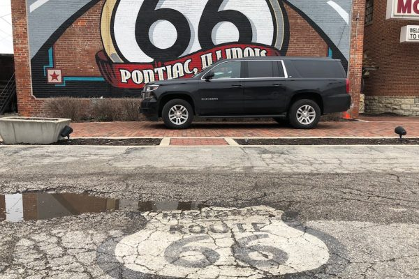 Route 66 self drive