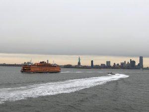Staten Island Ferry New York