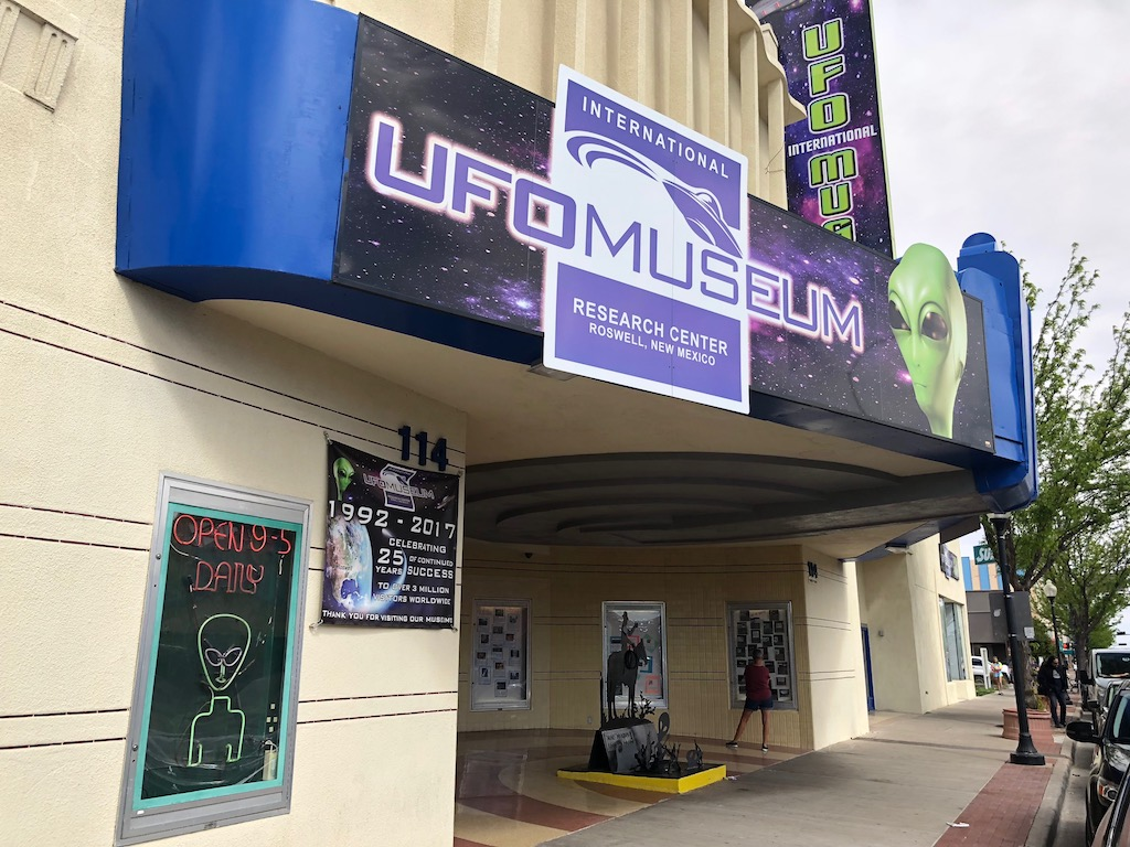 UFO Museum Roswell