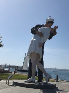 Embracing Peace San Diego