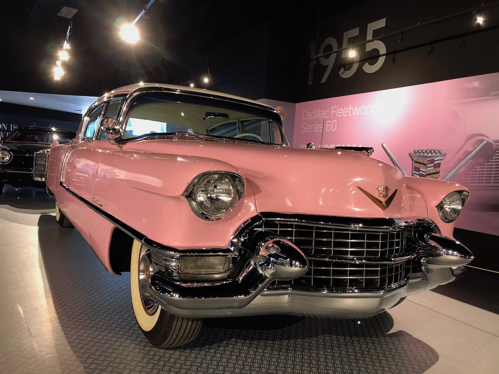 Presley Automobile Museum