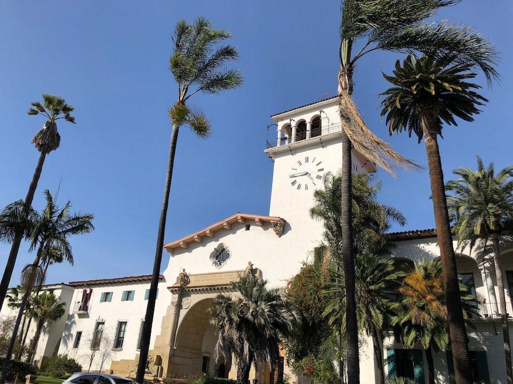 Santa Barbara Clock Tower