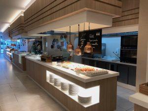 Sabila breakfast egg station