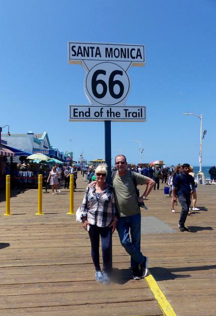 Reeves Santa Monica