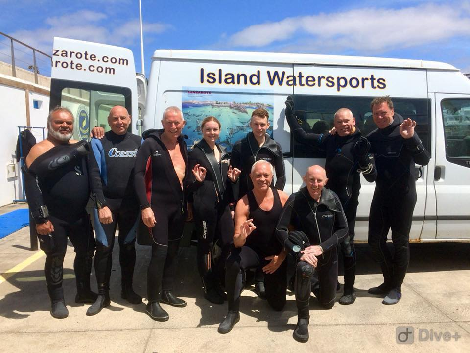 Diving Centre Boldon Holiday in Lanzarote with Island Watersports