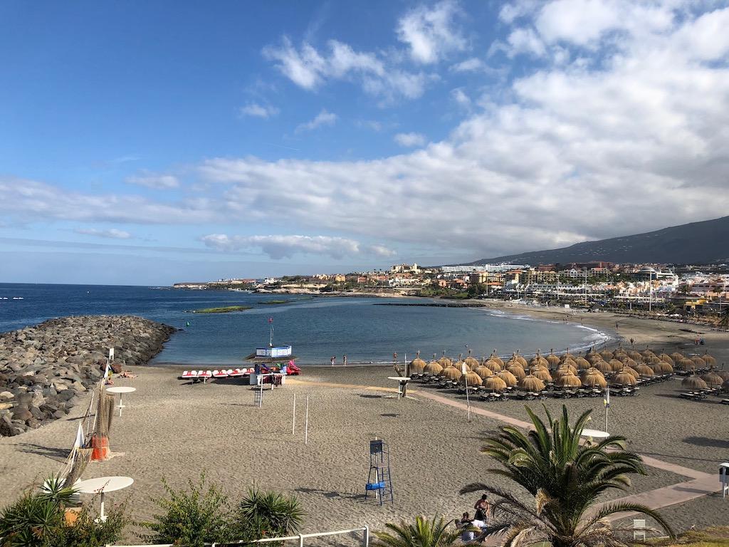 Costa Adeje Playa de Fañabe Tenerife