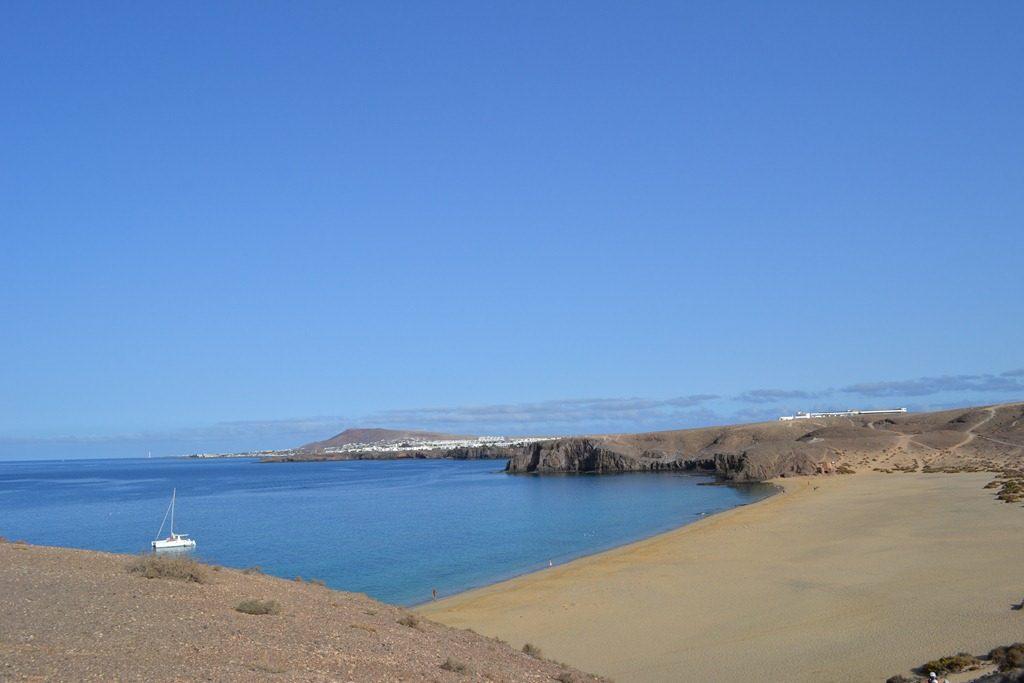 Papagayo Playa Blanca