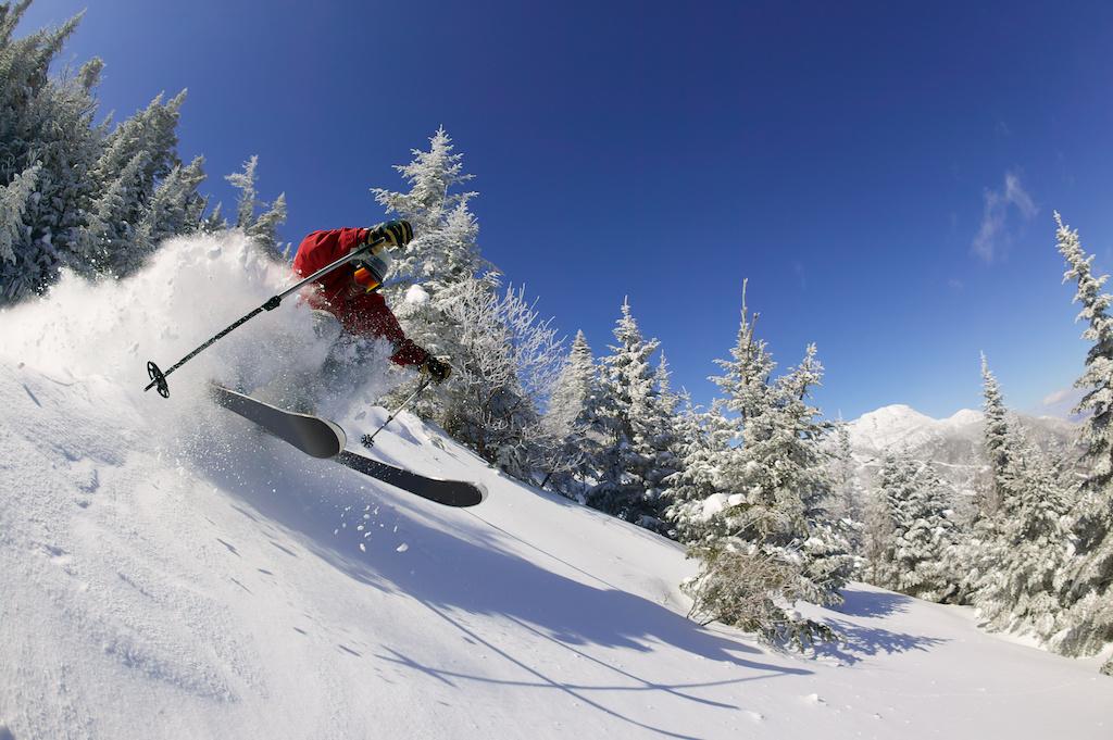vermont ski holiday