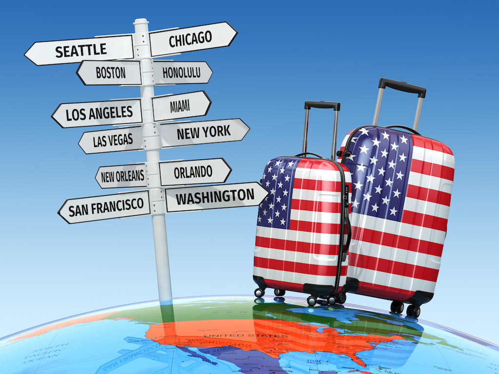 USA travel offers