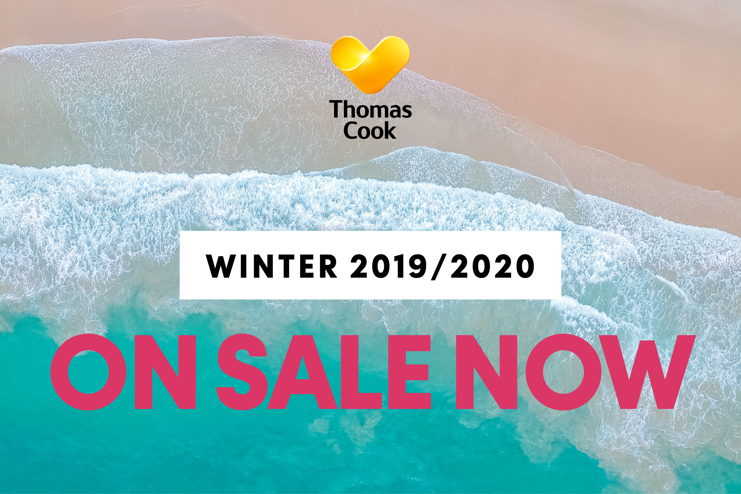 Thomas Cook Winter 2019 2020 On Sale