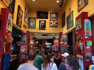 Cafe Tu Tu Tango Opening Queue