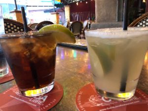 Cuba Libre Cocktails