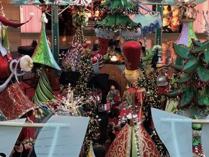 Santa The Mall at Millenia