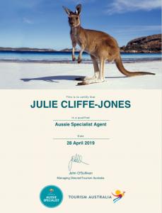 Aussie Specialist Agent