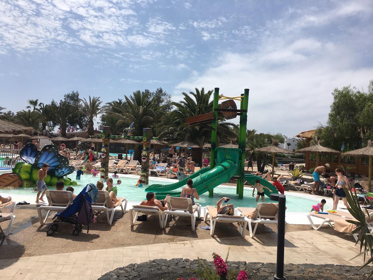 Elba Lanzarote Royal Village Resort Splash Park