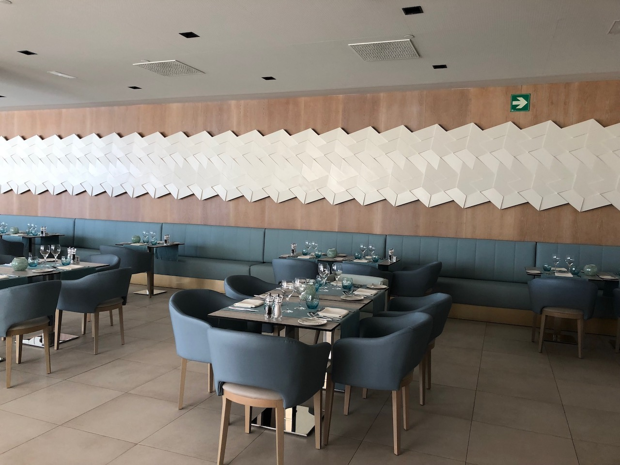 Lava Beach Hotel Buffet Restaurant
