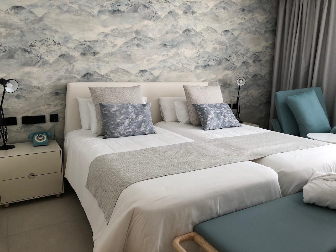 Lava Beach Hotel Double Room